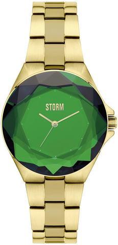 Storm Crystana Gold Green 47254/GN