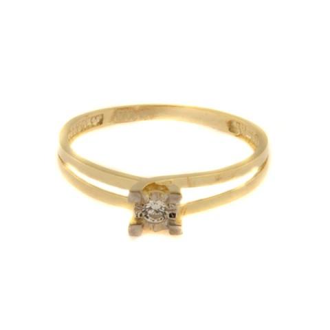 Zlatý prsteň 34560