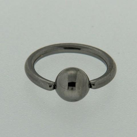 Strieborný piercing 13855