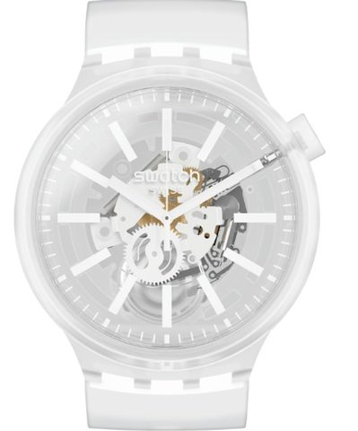Swatch Whiteinjelly SO27E106