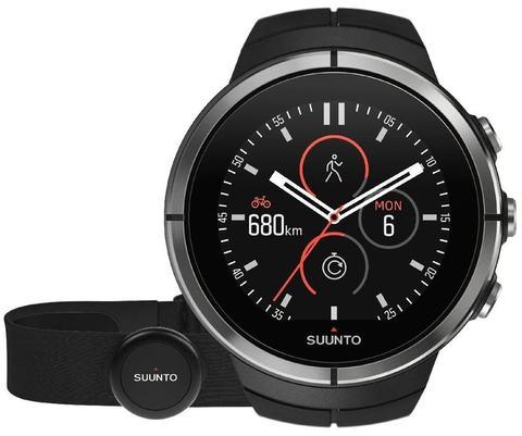 Suunto Spartan Ultra Black HR SS022658000