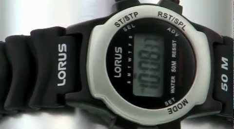 Lorus Kids R2371AX9