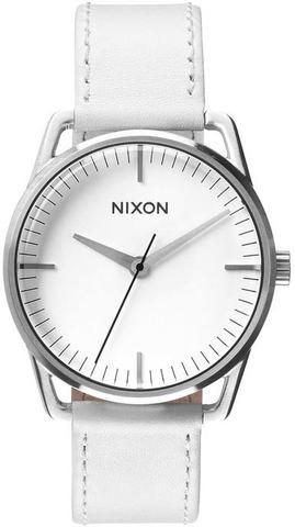 Nixon Mellor Silver White Unisex A129-391