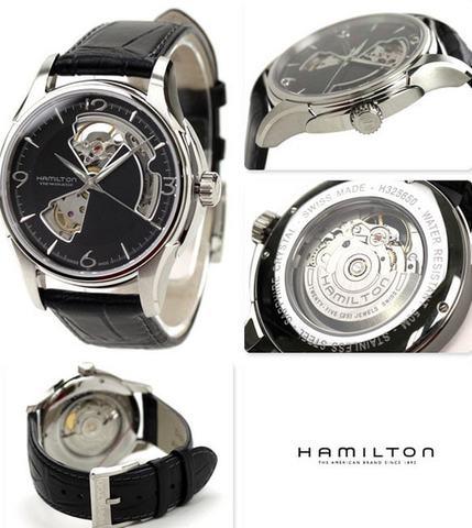 Hamilton Jazzmaster OPEN HEART AUTO H32565735