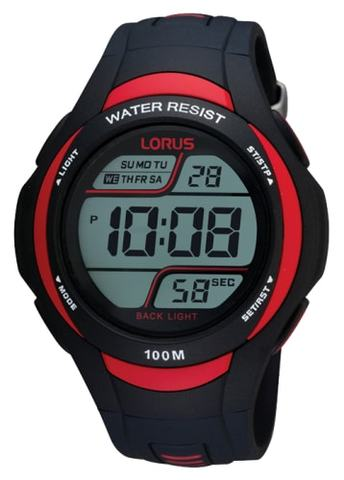 Lorus Chronograph R2307EX9