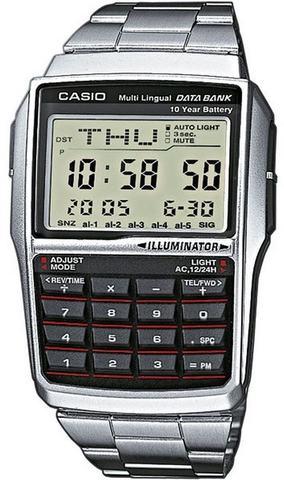 Casio Databank Chrono DBC-32D-1AES
