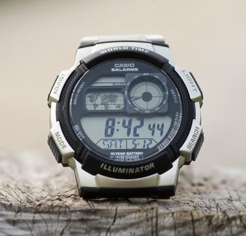 Casio World Timer AE-1000WD-1AVEF