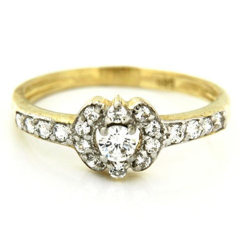 Zlatý prsteň 13496