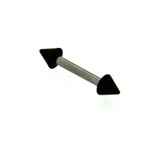 Strieborný piercing 14449