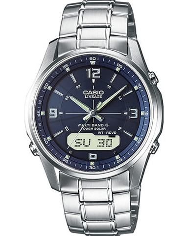 Casio Radio Controlled LCW-M100DSE-2AER