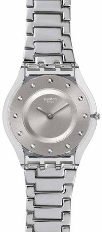 Swatch Silver Drawer SFK393G