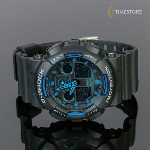 Casio G-Shock Chronograph GA-100-1A2ER