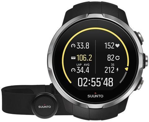 Suunto Spartan Sport Black (HR) SS022648000